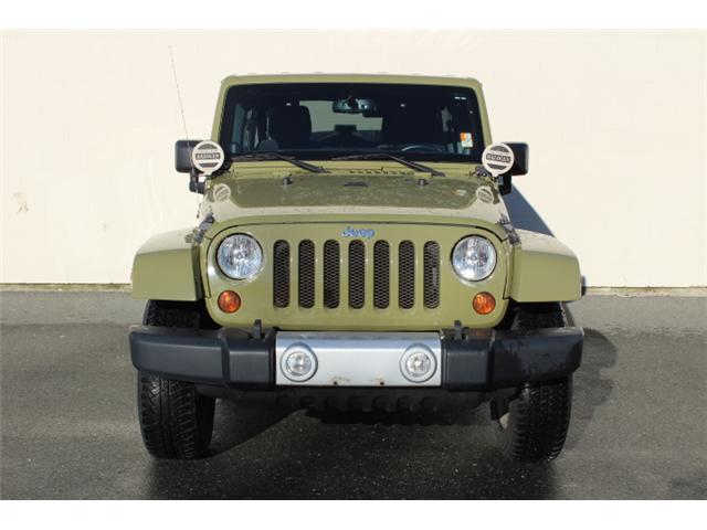 2013 Jeep Wrangler Unlimited Sahara (Stk: L863694A) in Courtenay - Image 25 of 30
