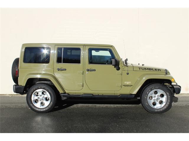2013 Jeep Wrangler Unlimited Sahara (Stk: L863694A) in Courtenay - Image 26 of 30