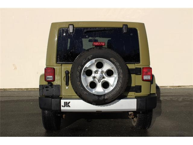 2013 Jeep Wrangler Unlimited Sahara (Stk: L863694A) in Courtenay - Image 27 of 30