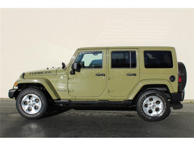 2013 Jeep Wrangler Unlimited Sahara (Stk: L863694A) in Courtenay - Image 28 of 30