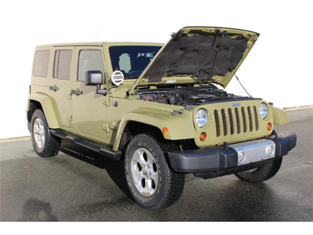 2013 Jeep Wrangler Unlimited Sahara (Stk: L863694A) in Courtenay - Image 29 of 30