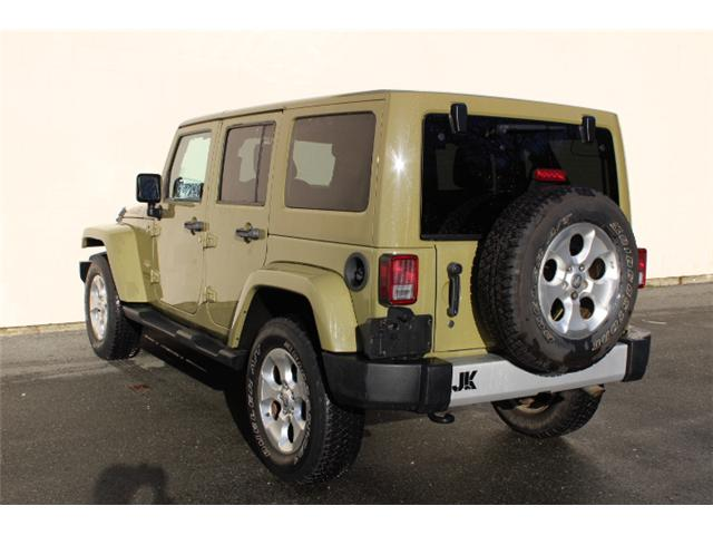 2013 Jeep Wrangler Unlimited Sahara (Stk: L863694A) in Courtenay - Image 3 of 30