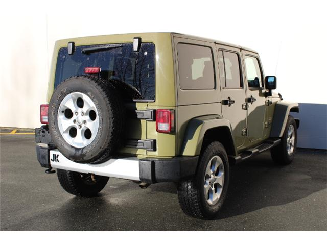 2013 Jeep Wrangler Unlimited Sahara (Stk: L863694A) in Courtenay - Image 4 of 30