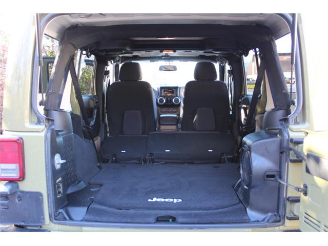 2013 Jeep Wrangler Unlimited Sahara (Stk: L863694A) in Courtenay - Image 7 of 30