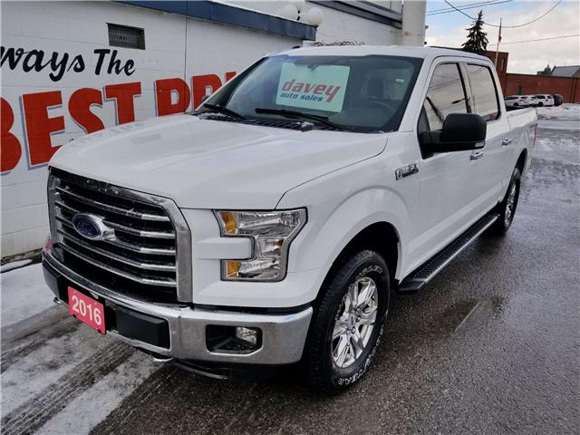 2016 Ford F-150 XLT (Stk: 18-819) in Oshawa - Image 1 of 15