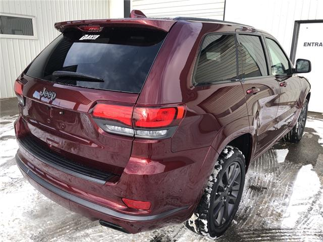 2019 Jeep Grand Cherokee Overland (Stk: 14320) in Fort Macleod - Image 6 of 24
