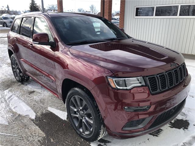 2019 Jeep Grand Cherokee Overland (Stk: 14320) in Fort Macleod - Image 8 of 24