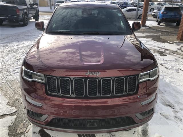 2019 Jeep Grand Cherokee Overland (Stk: 14320) in Fort Macleod - Image 9 of 24