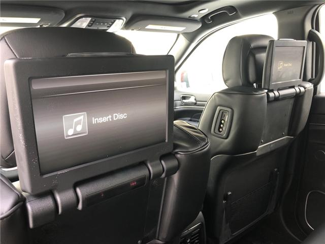 2019 Jeep Grand Cherokee Overland (Stk: 14320) in Fort Macleod - Image 13 of 24