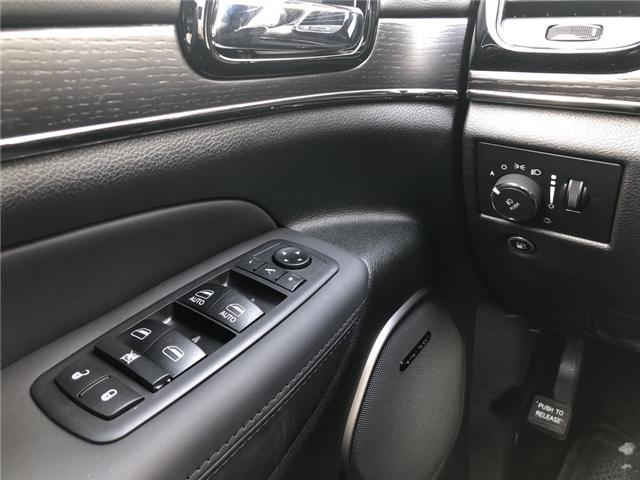 2019 Jeep Grand Cherokee Overland (Stk: 14320) in Fort Macleod - Image 16 of 24