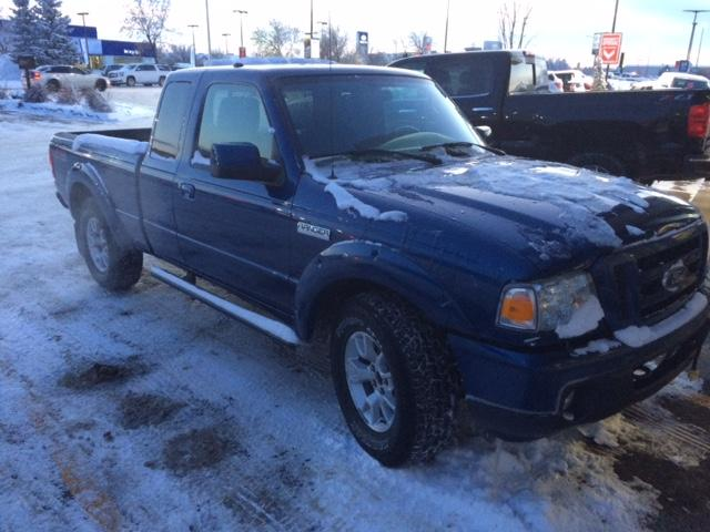 2010 Ford Ranger Sport (Stk: 202302) in Lethbridge - Image 1 of 5