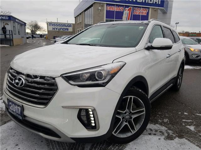 2017 Hyundai Santa Fe XL Limited (Stk: op9776) in Mississauga - Image 1 of 22