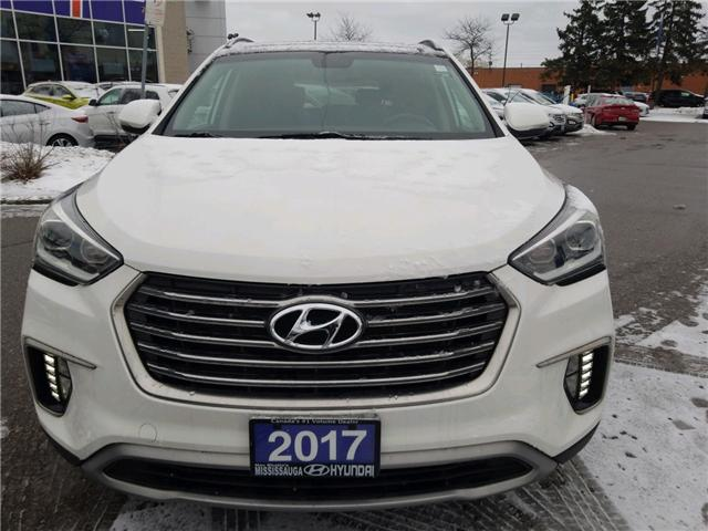 2017 Hyundai Santa Fe XL Limited (Stk: op9776) in Mississauga - Image 2 of 22