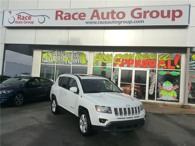 2017 Jeep Compass Sport/North (Stk: 16388) in Dartmouth - Image 1 of 21