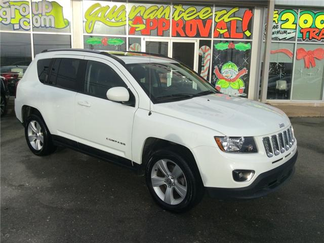 2017 Jeep Compass Sport/North (Stk: 16388) in Dartmouth - Image 2 of 21