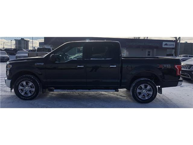 2017 Ford F-150 XLT (Stk: P0845) in Edmonton - Image 1 of 1
