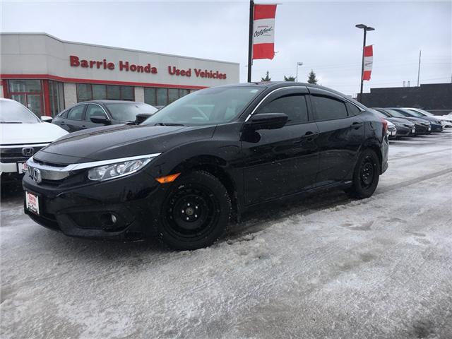 2018 Honda Civic EX-T (Stk: U18972) in Barrie - Image 1 of 15