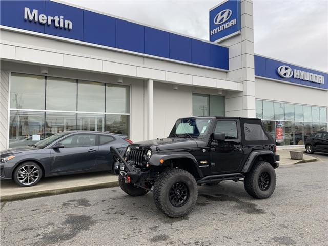 2015 Jeep Wrangler Sahara (Stk: H82-3498B) in Chilliwack - Image 2 of 11
