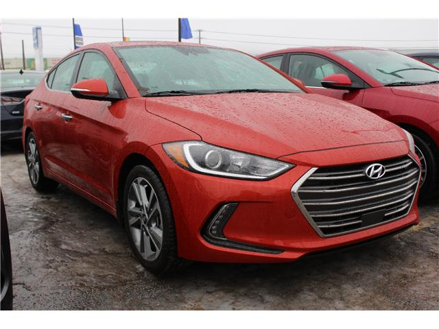 2017 Hyundai Elantra Limited Ultimate (Stk: 72711) in Saint John - Image 1 of 2