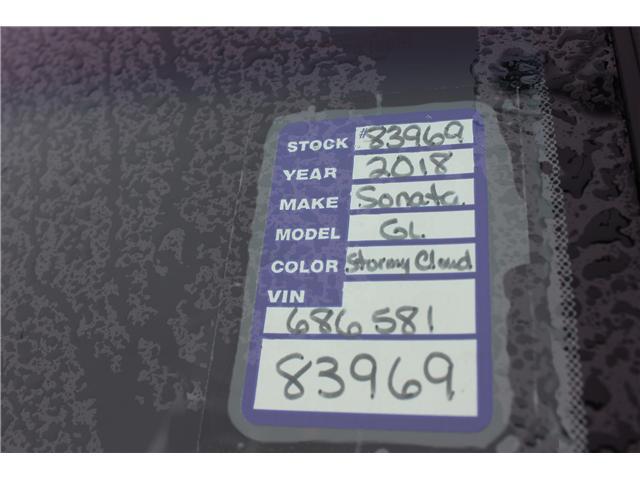 2018 Hyundai Sonata GL (Stk: 83969) in Saint John - Image 2 of 2