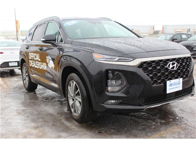 2019 Hyundai Santa Fe Preferred 2.4 (Stk: 96243) in Saint John - Image 1 of 2