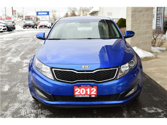 2012 Kia Optima EX Turbo (Stk: ) in Cobourg - Image 2 of 21