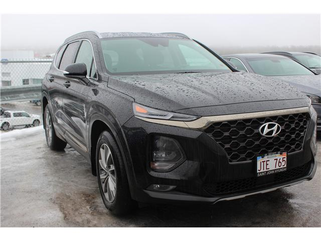 2019 Hyundai Santa Fe Preferred 2.0 (Stk: 96434) in Saint John - Image 1 of 2