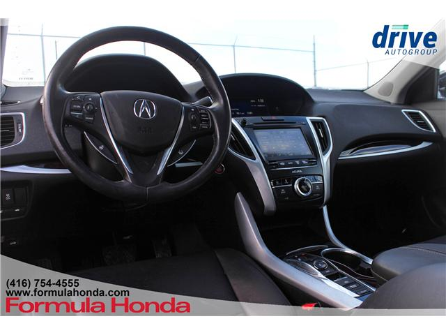 2017 Acura TLX Base (Stk: B10893) in Scarborough - Image 2 of 25