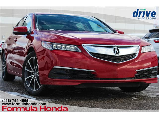 2017 Acura TLX Base (Stk: B10893) in Scarborough - Image 1 of 25