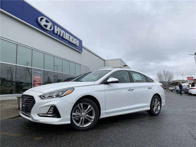 2018 Hyundai Sonata GLS (Stk: H84-6213) in Chilliwack - Image 1 of 12
