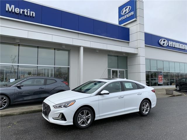 2018 Hyundai Sonata GLS (Stk: H84-6213) in Chilliwack - Image 2 of 12