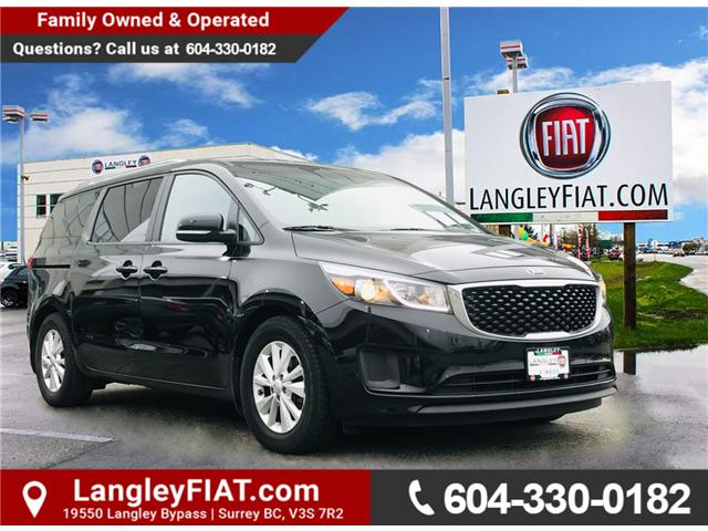 2016 Kia Sedona LX (Stk: LF009020A) in Surrey - Image 1 of 30