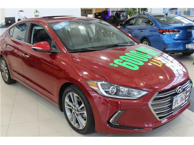 2017 Hyundai Elantra Limited Ultimate (Stk: 72722) in Saint John - Image 1 of 3