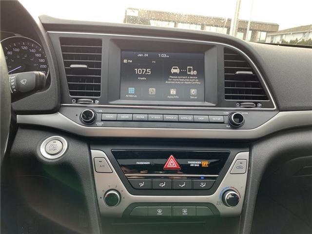 2018 Hyundai Elantra GL SE (Stk: H87-3973A) in Chilliwack - Image 10 of 12