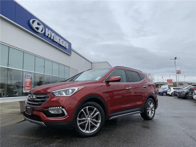 2017 Hyundai Santa Fe Sport 2.0T Limited (Stk: H19-0012P) in Chilliwack - Image 1 of 14