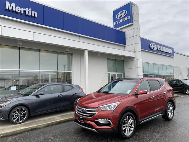 2017 Hyundai Santa Fe Sport 2.0T Limited (Stk: H19-0012P) in Chilliwack - Image 2 of 14
