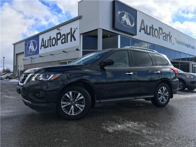 2017 Nissan Pathfinder SV (Stk: 17-34858RJB) in Barrie - Image 1 of 28