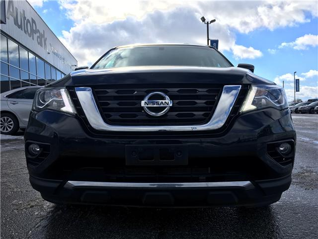 2017 Nissan Pathfinder SV (Stk: 17-34858RJB) in Barrie - Image 2 of 28