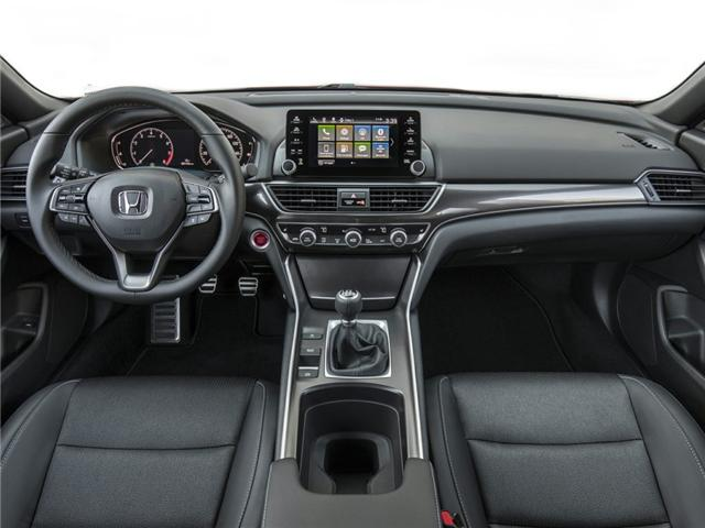 2019 Honda Accord Sport 2.0T (Stk: 1990) in Simcoe - Image 2 of 4