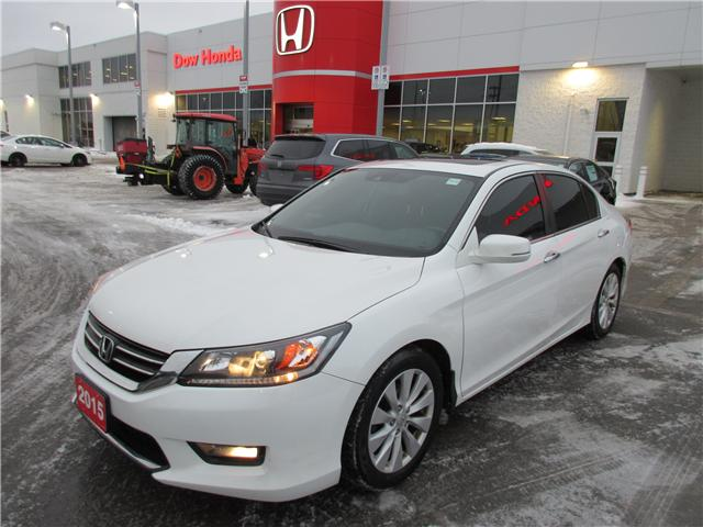 2015 Honda Accord EX-L (Stk: SS3331) in Ottawa - Image 1 of 9