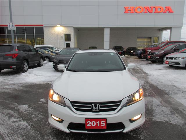 2015 Honda Accord EX-L (Stk: SS3331) in Ottawa - Image 2 of 9