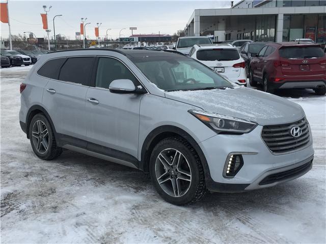 2018 Hyundai Santa Fe XL Limited (Stk: 38087) in Saskatoon - Image 1 of 24