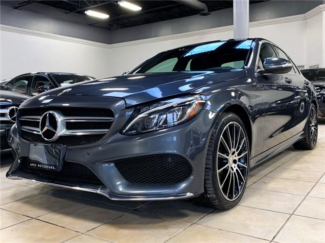2015 Mercedes-Benz C-Class  (Stk: AP1775) in Vaughan - Image 1 of 28