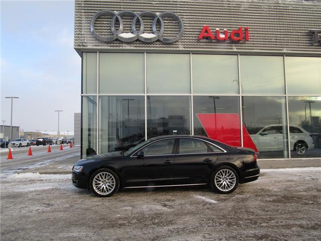 2015 Audi A8 3.0 TDI (Stk: 1900681) in Regina - Image 2 of 31