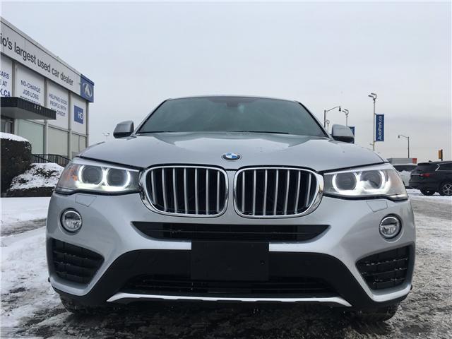 2017 BMW X4 xDrive28i (Stk: 17-77966) in Brampton - Image 2 of 28
