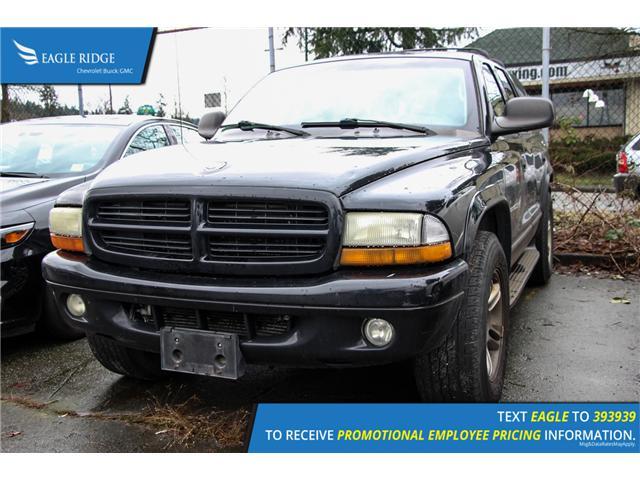 2001 Dodge Durango SLT (Stk: 015604) in Coquitlam - Image 1 of 3
