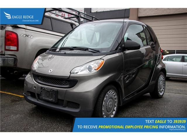 2009 Smart Fortwo Pure (Stk: 095604) in Coquitlam - Image 1 of 3