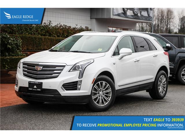 2018 Cadillac XT5 Luxury (Stk: 189480) in Coquitlam - Image 1 of 17