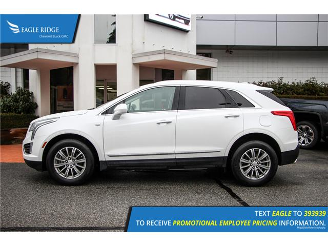 2018 Cadillac XT5 Luxury (Stk: 189480) in Coquitlam - Image 3 of 17