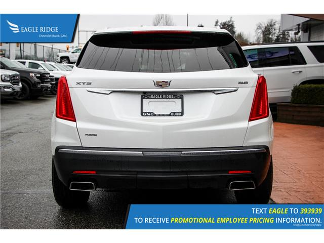 2018 Cadillac XT5 Luxury (Stk: 189480) in Coquitlam - Image 5 of 17